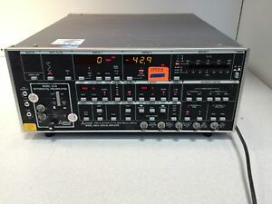 Eg g Lock in Amplifier Model 5301 Mfr Princeton Applied Reseach S n 28105