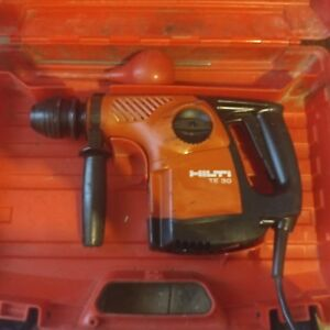 Hilti Te 30 Rotary Hammer Drill Sds Plus Used