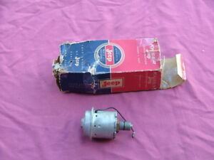 1963 65 Willys Jeep Transmission Solenoid Diaphragm Modulator Nos 927012