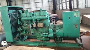 Onan Generator 1 Phase Or 3 Phase Natural Gas Or Propane Low Hours