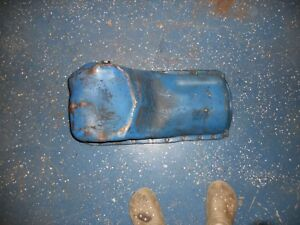 1970 1971 Ford Torino Mustang 351c Cleveland Oem Oil Pan