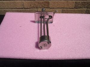 Vintage Soda Fountain Syrup Pump With Square Lid
