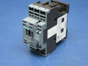 Lot Of 5 Siemens 3rt2023 2ak60 Sirus Magnetic Contactor Module Free Shipping