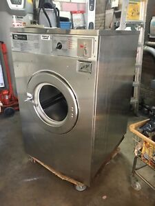 Maytag Front Triple Load 35lb Commercial Washer Laundromat Coin Operated Laundry