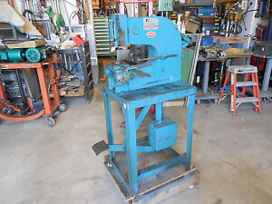 Roper Whitney 29 Punch Press Whitney Jensen Di acro Pexto Kick Press