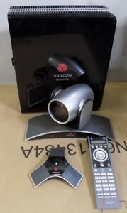 Polycom Hdx 8000 With Mptz 6 With Remote s7
