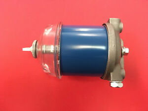 International Harvester Cav Fuel Filter Assembly B514 364 354 3043645r91 Glass