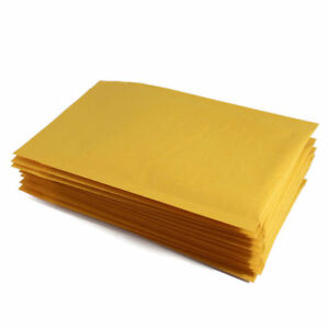 500 0 6 5x10 Kraft Bubble Padded Envelopes Mailers 6 5 X 10 inner 6x9
