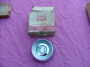 1959 Ford Steering Wheel Horn Button Nos B9a 3627 a