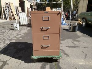 File Cabinets 2 Drawer Legal Metal Lock Key Beige We Deliver Locally Nor Ca