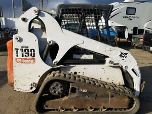 2006 Bobcat T190 Tracked Skid Steer Crawler Loader
