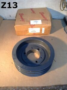 Browning 3c110e 11 4 Cast Iron 3 grooved V belt Sheave Pulley nib