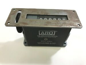 Aro 59095 2 Pneumatic Counter Air Pulse Cycle Counter