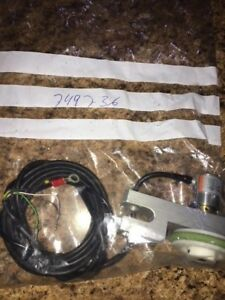 New Encoder Wheel Sensor lasermax tecnau Part 749736