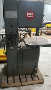 Grob Brothers Ns 18 Vertical Band Saw
