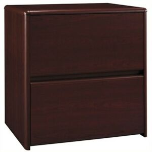Scranton Co 2 Drawer Lateral File Cabinet In Cherry