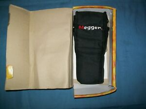 Nos Megger Tdr900 Hand held Time Domain Reflectometer Unused