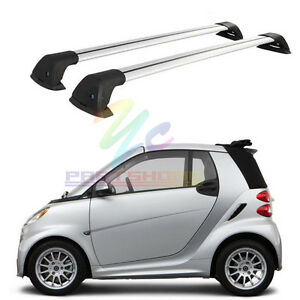 For Mercedes Benz Smart Universal Car Top Roof Rack Cross Bars Luggage Carrier