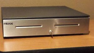 Micros Apg Cash Drawer Micros Cash Drawer Model 400018 ss Cord Key