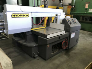 Hyd Mech M 16a Automatic Mitering Bandsaw 1971