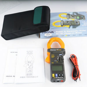 1pc Clamp Power Meter Prova 6600 Three phase Clamp Power Meter