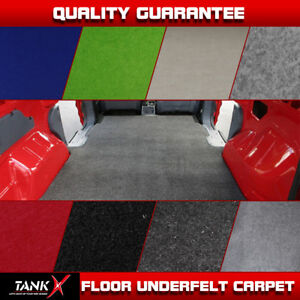 Auto Car Upholstery Trunk Liner Carpet Cut pile 78 w 40 w Lining Fabric Protect