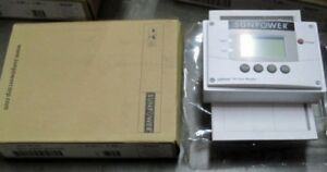 Sunpower 864 0134 Sprx Wired Pv Solar Monitor Xantrex Re labeled By Sunpower