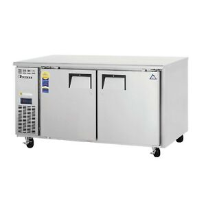 Everest Etwr2 Undercounter worktop Refrigerator