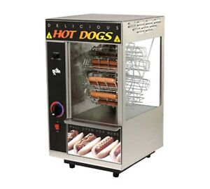 Star 174cba Broil o dog Hot Dog Broiler