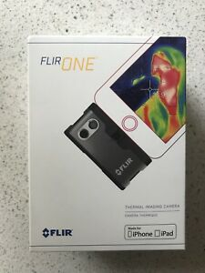 Flir One Gen 3 Personal Thermal Imaging Camera For Ios Brand New Sealed