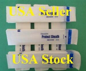 Intraoral Dental Camera Sleeve Sheath Cover daryou Top Quality 300 Pc Usa Stock