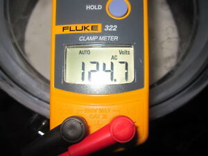New Fluke 322 Ac Clamp Multimeter Tester With Leads Case