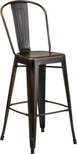 Lot Of 166 Restaurant Chairs Barstools And Tables