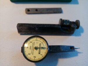 Testmaster M 2 Dial Test Indicator Federal Products Corp W Accessories