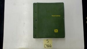 Used John Deere 8430 8630 Tractor Parts Catalog