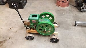 Stover Ct 1 Hit Miss Engine 2 Hp Complete Working