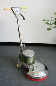 High Speed Floor Machine By American lincoln 17 16 Base 115v Used Working