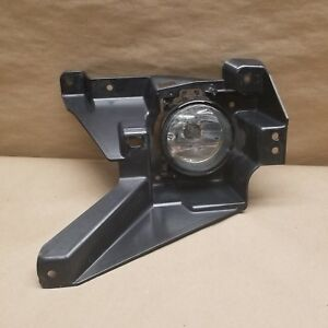 2013 2014 2015 Ford Fusion Right Fog Light Lamp Assembly W Bracket Oem
