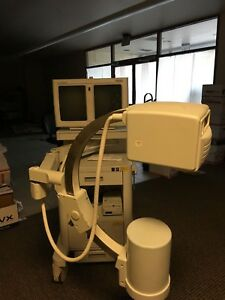 Flouroscan Premier Encore Mini C arm Fluoroscope