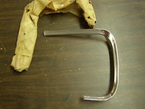 Nos Oem Ford 1965 Fairlane 500 Front Fender Extension Moulding Trim