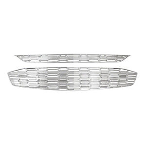 Free Shipping 16 2018 Chevrolet Malibu Chrome Snap On Grille Overlay 144