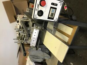 The Claw 1 Color Automatic Screen Press Machine Shirt Tags
