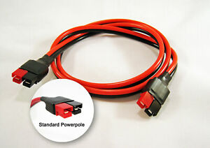 3 Foot 36 Extension Jumper Cable Fits Anderson Powerpole Sermos Cord 45amp