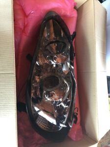 Sonar Sk3302 Toyota Corolla 03 08 Headlight Lh Driver Side Angel Eyes Ats01