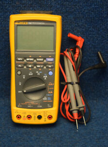 Mint Fluke 789 789 The Fluke 789 Processmeter Process Multi Meter