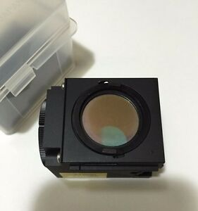 Nikon C25675 Fura2 71000 Microscope Filter Cube For Calcium Magnesium Imaging