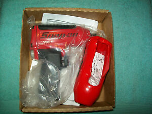 New Snap On 3 8 Drive Super Duty Magnesium Air Impact Wrench Mg325 Open Box