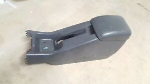 1992 1996 Toyota Camry Center Console Handbrake Grey Oem