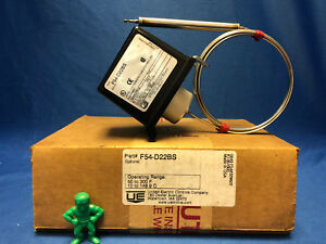 United Electric F54 d22bs Temperature Switch 50 300