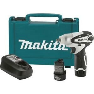 12v Max Lithium ion Cordless 3 8 Impact Wrench Kit Mkt wt01w Brand New
